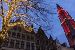 Herfstrapport 2017: bevolking & huishoudens Antwerpen