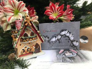 Zalig kerstfeest en een gelukkig nieuwjaar - Original Immo